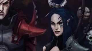 Warhammer 40000. Тёмные Эльдар.(, 2014-07-19T05:06:44.000Z)
