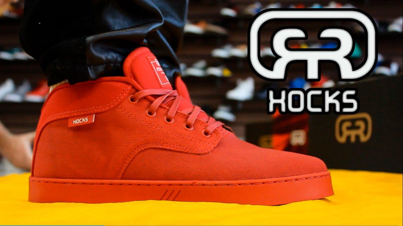 124b8fc09 Tênis Hocks Promo - Loja Willian Radical - YouTube
