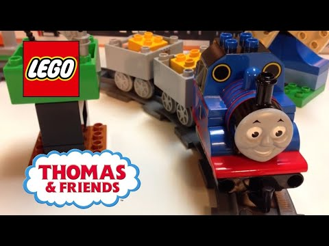 Thomas And Friends Lego Duplo Train Thomas 5544 Starter Set Toy