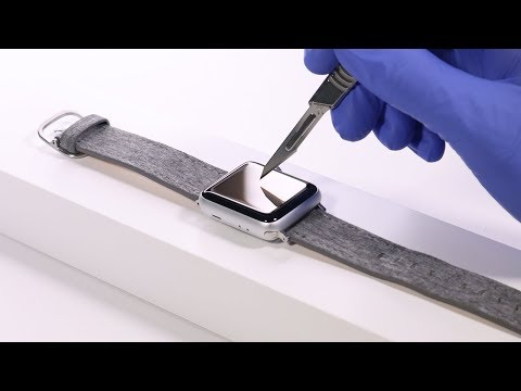 Apple Watch Series 3 Unboxing - ASMR