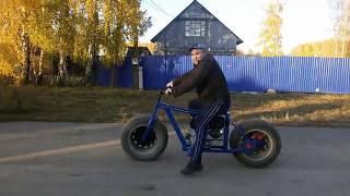 Super BIKE с мотором 415 сс.