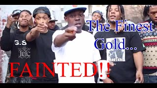 The Israelites: Fine Gold Fainted & Lost in the Streets