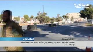 أنباء عن قرب دخول قوات درع الفرات على خط المعارك بين