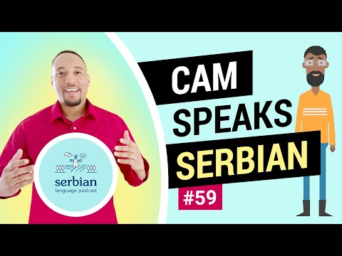 Speak Serbian - Learn Serbian Cam Speaks Serbian - Episode 59 (Have A Nice Trip)