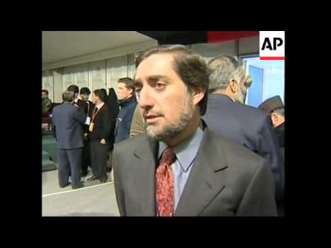 Abdullah and Dostum comment following Saddam arrest