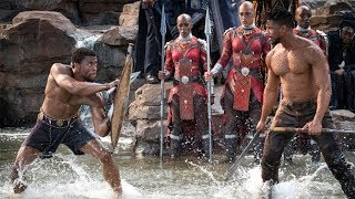 Chadwick Boseman Opens up about Black Panther Movie. Interview