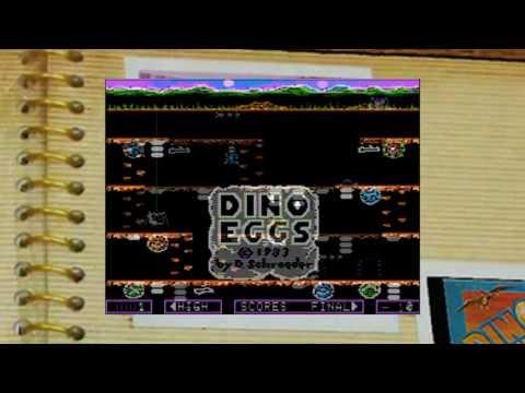 David H Schroeder's DINO EGGS REBIRTH
