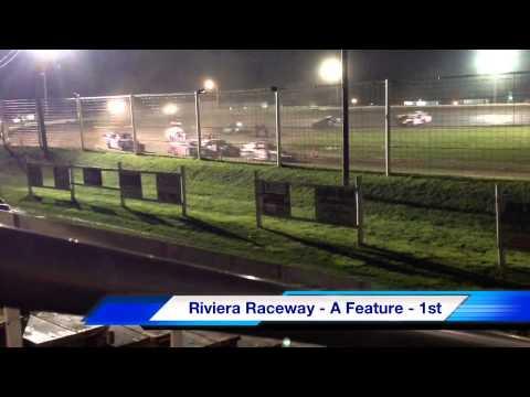 Riviera Raceway 6/29/13 - Kyle Prauner 5K
