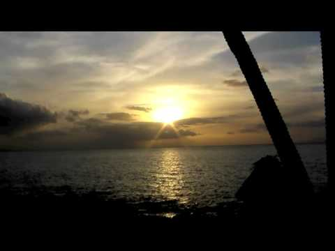 """Kirsty Hawkshaw """"Oceanic"""" / """"The Ice Castle"""" - Maui Sunsets - Relaxing Music - Meditation"""