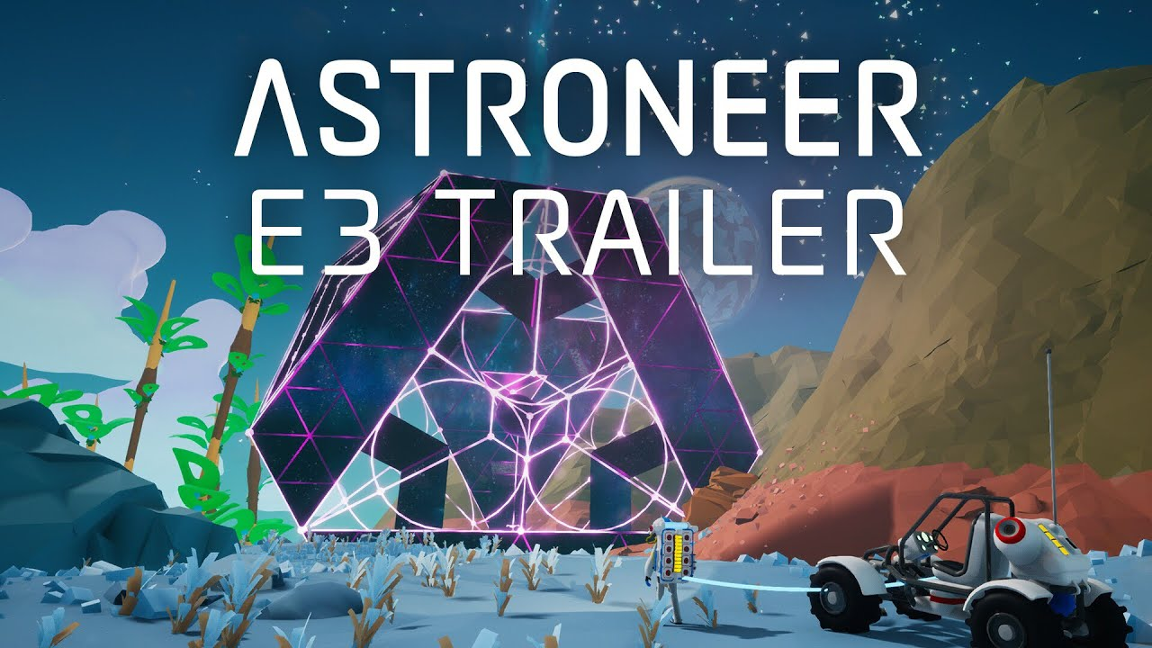The 'Astroneer' universe is set to expand in December