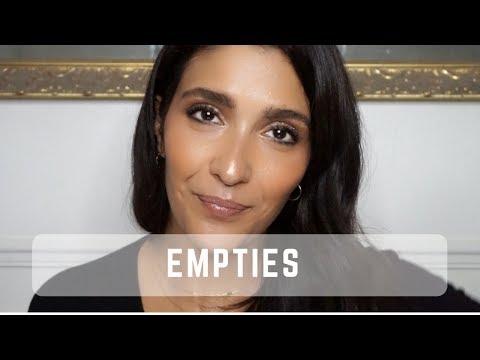 EMPTIES / PRODUITS TERMINES / TOP AND FLOPS