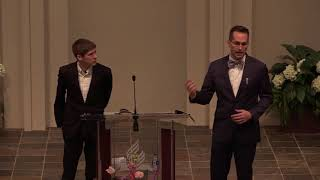 6/5/2021 - Pastor John Mutchler and Andrew Boggess - He's Calling