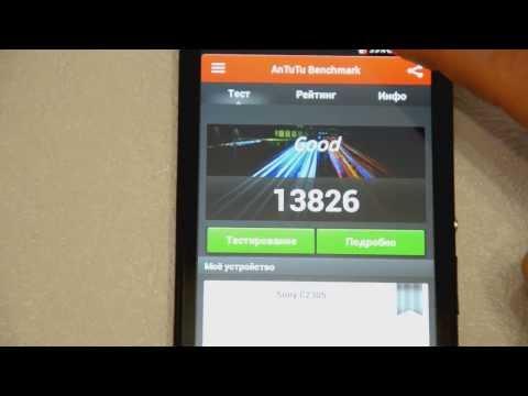 Обзор Sony Xperia C (C2305)