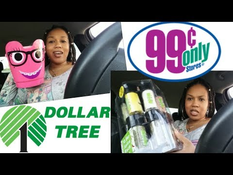 DOLLAR TREE FINDS & 99 CENT ONLY STORE HAUL