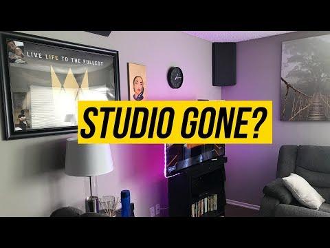 Why I Got Rid Of My Music Producer Studio Setup