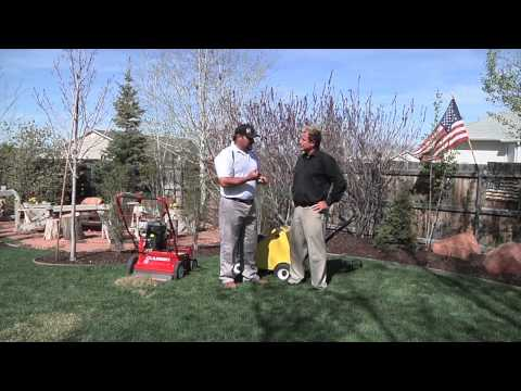 Huskie'z Landscaping tips for a healthy lawn