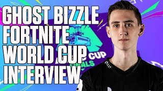 Ghost's Bizzle: The prize money is a bonus, 'I am here to win' | Fortnite World Cup