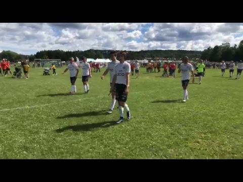 Hallingdal FK1 - Eide og Omheng FK (Norway Cup 2017 Direktesending)