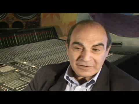 Agatha Christie: Interview mit David Suchet [AT-Videothek]