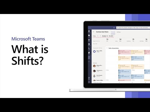 What is Shifts in Microsoft Teams?