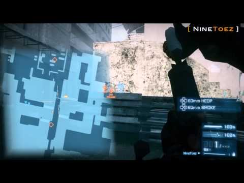 BF3: M224 Mortar Tips [Commentary]