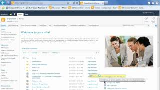 IBM Collaboration for Microsoft Outlook, Office and SharePoint Part 3 of 3