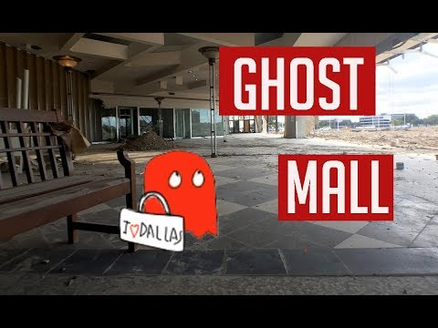 Urban Exploration | Abandoned Mall In Dallas -Vlog EP #12