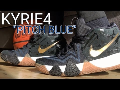 pretty nice bd1ba 0c877 Repeat LACE SWAP - NIKE KYRIE 4 THINK 16 AKA 41 FOR THE AGES ...