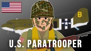 U S Paratrooper World War Ii
