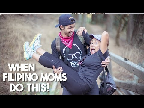 My Filipino Mom vs. Wilderness (PETMALU NITO!)