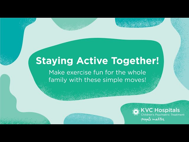 Staying Active Together: How Your Family Can Build Stronger Muscles and Bonds During COVID-19