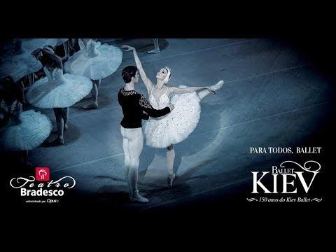 Ballet Kiev - Brazilian Tour 2017