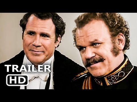 HΟLMЕS & WАTSΟN Official Trailer (2018) Comedy Movie HD