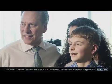 BTN Extends Well Wishes to Tom Izzo & Entire Izzo Family