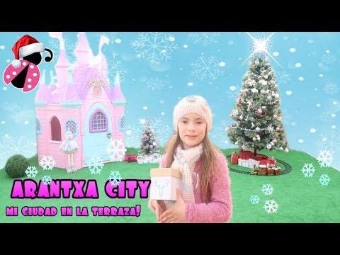 Decoracion de Ciudad de Navidad 🎅⛄❄ Arantxa City
