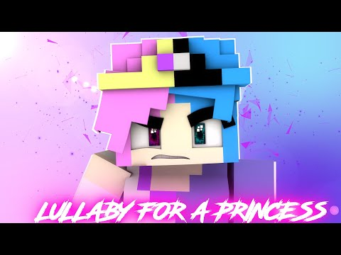 Lullaby For A Princess | Minecraft Animation | IZOTZ