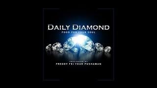 Playya 1000 aka Freddy Fri - Daily Diamond #204  - HAPPY VS RIGHT #TuesdayMotivation
