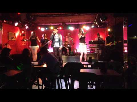 TREASURE  covered by x appeal band