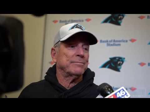 Panthers Deep Ball Problems