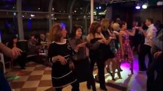 Уроки танцев на теплоходе
