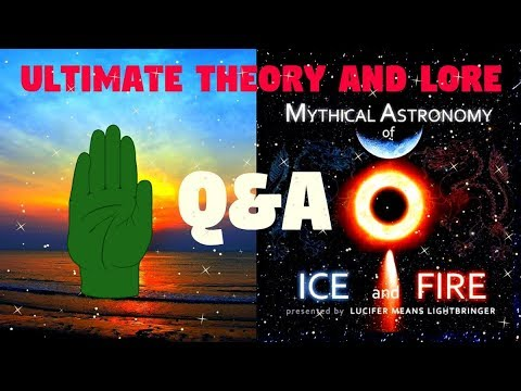 Order of the Green Hand Ultimate Theory and Lore Q&A w/ LML