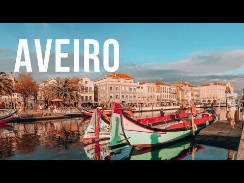 VENEZA PORTUGUESA - Descobrindo Portugal: AVEIRO | DUDA NASCIMENTO
