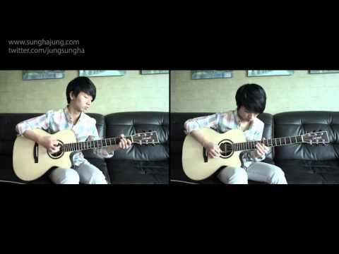 Depapepe) One   Sungha Jung Acoustic Tabs Guitar Pro 6