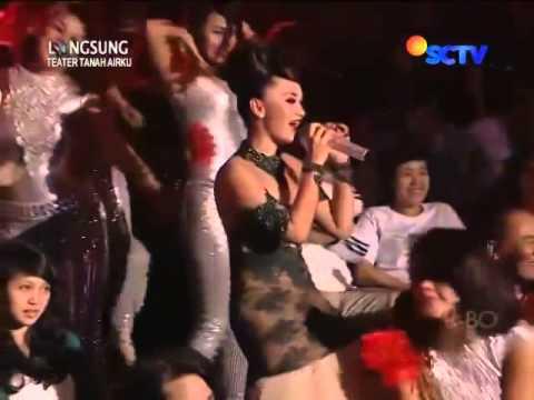 """SATU JAM SAJA   ZASKIA GOTIK ARASEMEN MUSIC OMSERA """"dangdut koplo 2014"""""""