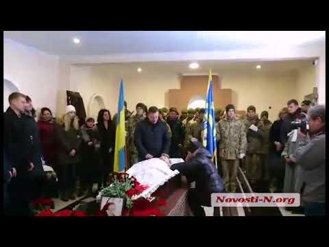 Новости-N: Прощание с Владиславом Волошиным