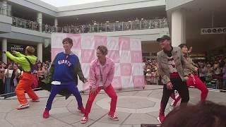 2018年6月9日(土)神奈川県 たまプラーザテラス DA PUMP ニューシング...
