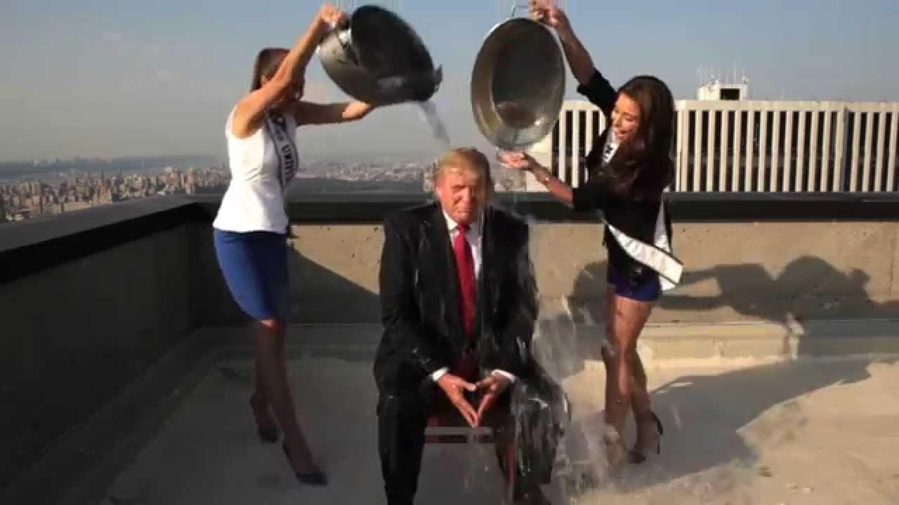 Donald Tramp ledeni izazov