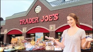 Trader Joe's Grocery Haul!!  // Great Finds... Crappy Parking. haha!