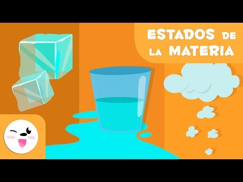 Estados De La Materia Para Niños - ¿Cuáles Son Los Estados De La Materia? Sólido, Líquido Y Gaseoso