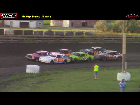 Hobby Stock -- 7/22/17 -- Nobles County Speedway